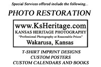 SPECIAL SERVICES by KANSAS HERITAGE PHOTOGRAPHY
