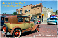 2014 Rats and Rods Rally  (BURLINGAME, KS)