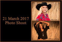 21 March 2017 Photo Shoot with Anna and Nikki