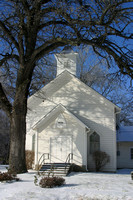Country Church in Wakarusa, Kansas